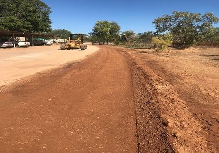 Kalano Community Internal Roads Upgrade | Kalano Community Internal Roads Upgrade |