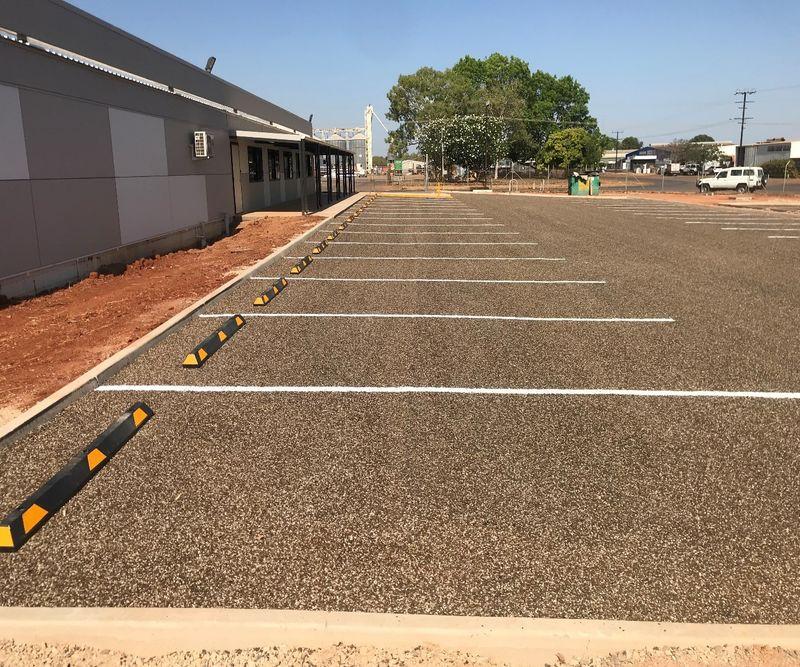 New Head Office Carparking Facility  | New Head Office Carparking Facility  |