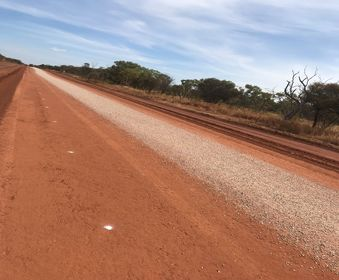 Carpentaria Highway Flood Damage Repair