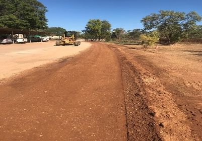Kalano Community Internal Roads Upgrade