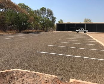 New Head Office Carparking Facility