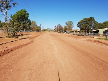 Yarrilin Road Rehabilitation Project